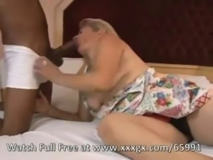 Older Woman Gets Fucked free