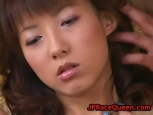 Hiromi aoyama gets clit brushed ... free