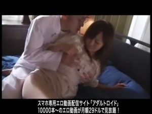Japanese  Wife Naughty Chesty H ... free
