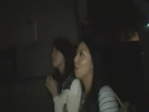 5 Japanese Matures 1 Lucky Guy free