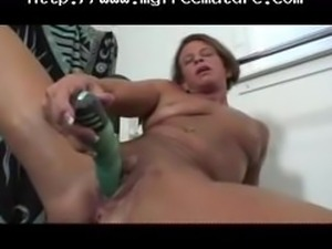 Granny Big Clit Solo Play In The Gym mature mature porn granny old cumshots...