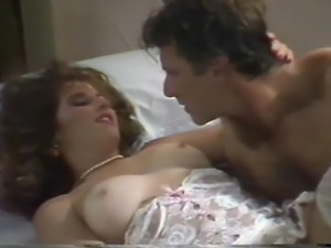 Shanna McCulloughs Nice Perky Tits Takes A Cumshot