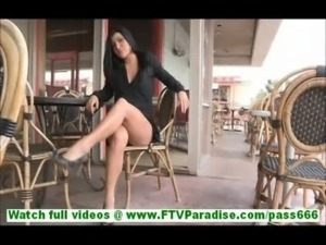 Marletta beautiful brunette wit ... free