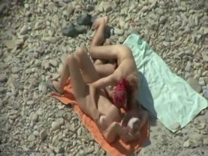 Nudist beach sex free