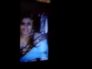 Cum Tribute To Indian Tamil Actress Sona indian desi indian cumshots