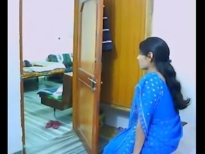 Indian Couple On Their Honeymoo ... free