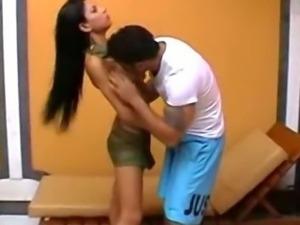 Sasha Hevin & Victor Cowboy - Hot Shemale Sluts (November 11, 2008)