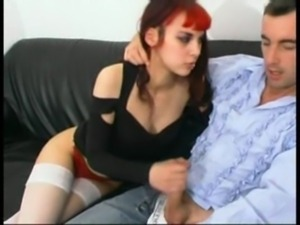 French goth sonia anal free