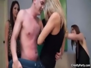 Birthday Girl Forced to Play with Cock free