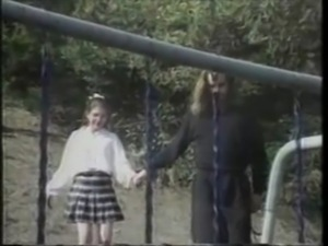 Vintage school girl fucked on the playground free