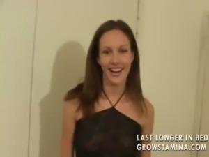 Cum Coating Her Face free