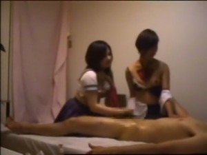 Schoolgirls Massage Part 2 free