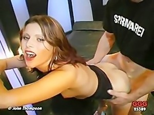 GGG  Sperma Zauberin 2010 Adina