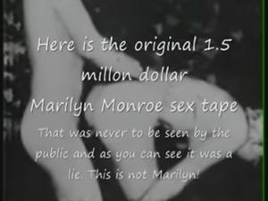 Marilyn Monroe Original 1.5 mil ... free