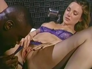 Classic 90s Interracial Porn!  Roxanne Blaze and Sean Michaels in Pornomania....