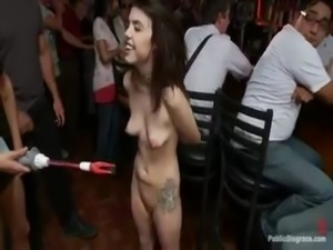 Tiny Girl, Giant Dick, and a Public Ass-Fucking to Remeber! free