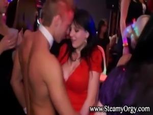 Cfnm real amateur party girls dancing free