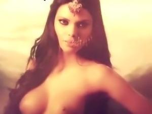 Kamasutra 3D - Photo Shoot Nude Video with Sherlyn Chopra