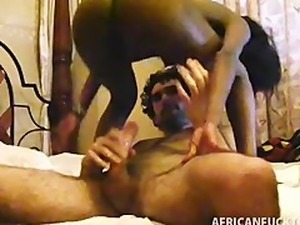 Black Whore Begs For A No Condom Fucking