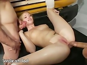Teenanal ATM threesome