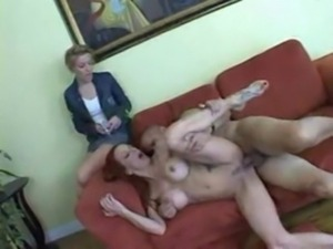 Shannon Kelly gets caught by her daugther fucking a guy free