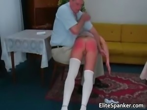 Nasty hot sexy schoolgirl blonde babe part1