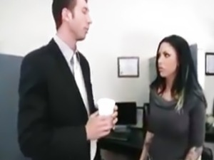 Get's Punished for Inappropriate Work Attire