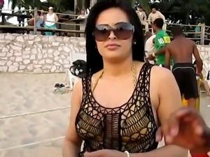 RICO CULO EN LA PLAYA DE SINALOA MEXICO