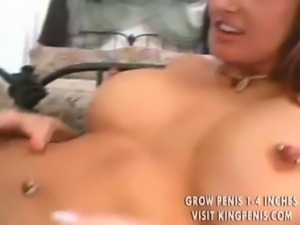 Blonde loves pierced nipples and hot sex2 free