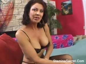 Hot MILF Sucked Huge Cock And Fucked free