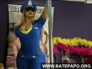 Catia Carvalho Brazilian Striper (Webcam) free