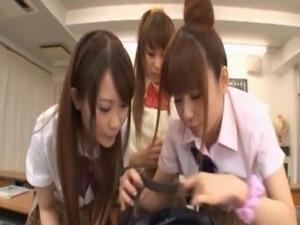 Asian schoolgirls taking horny dick free