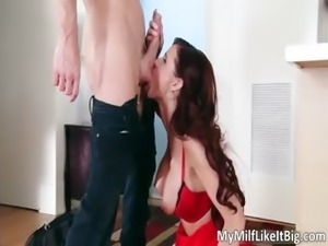 Muscled bald guy Johnny Sins fucks part2