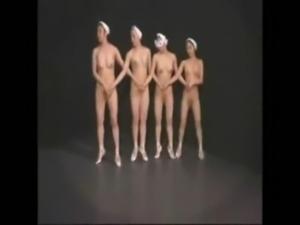 Naked Ballet Dancers 1 free