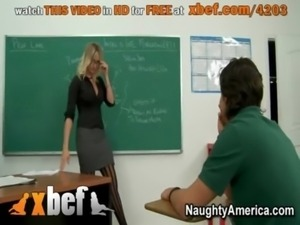 Prof. Lane wants her student to lick it good free