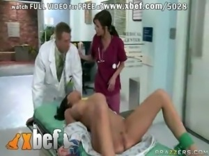 Reviving patient's pussy free