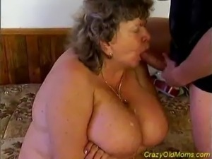 Crazy old mom fucked hard sex free