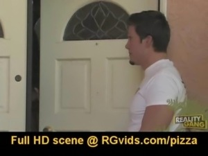 Jayden Jaymes fuked by pizza boy free