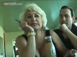 Mature Dana Hayes Swallows Cum free