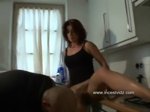 Sex with hairy mother while dad is out free