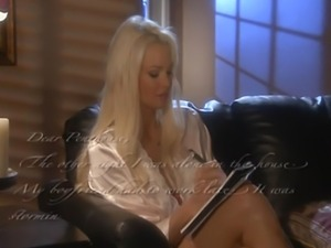 From Breaking and Entering (2008). This blonde bombshell is the type of babe...