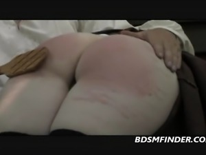 Classic puritan old world spanking and domestic discipline