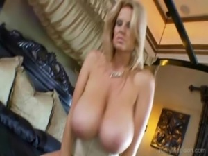 Huge Natural Titties Getting Fucked By A Big Cock free