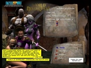3D Comic: World of Neverquest Chronicles 1 free