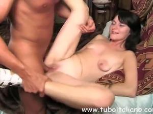 Italian Wife Real Amateur