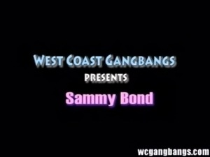 sammy gangbang free