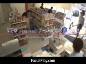 Bukkake Now - Japanese Teens Love Facial Cumshots 13 free