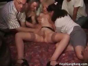 Hot sexy big boobed nasty MILF slut have part5