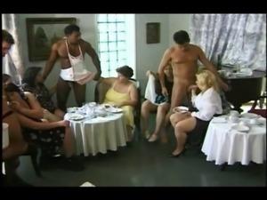 BBW Fat girls porno party free