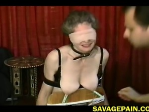Watch this mature librarian in serious pain demonstrates her affinity for...